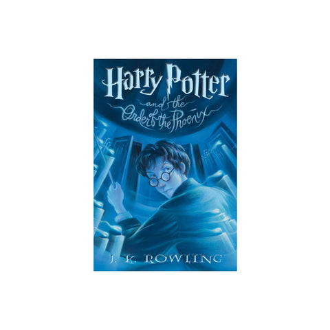 Harry Potter and the Order of the Phoenix - Hardcover