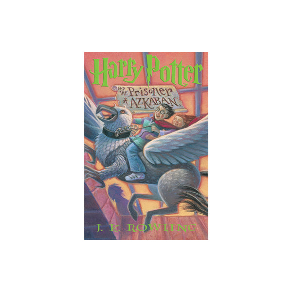 Harry Potter and the Prisoner of Azkaban - Hardcover