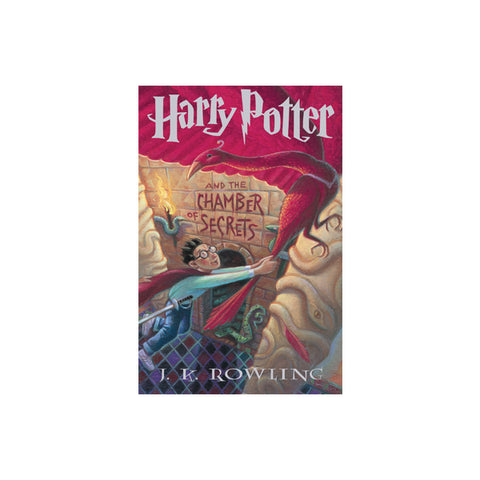 Harry Potter and the Chamber of Secrets - Hardcover
