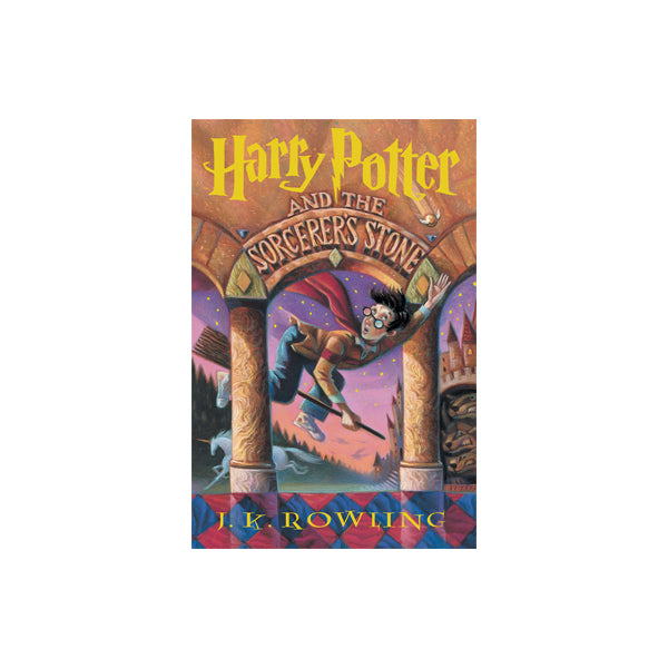 Harry Potter and the Sorcerer's Stone - Hardcover