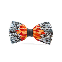 Dahlia bow tie in NY Historical Society shop