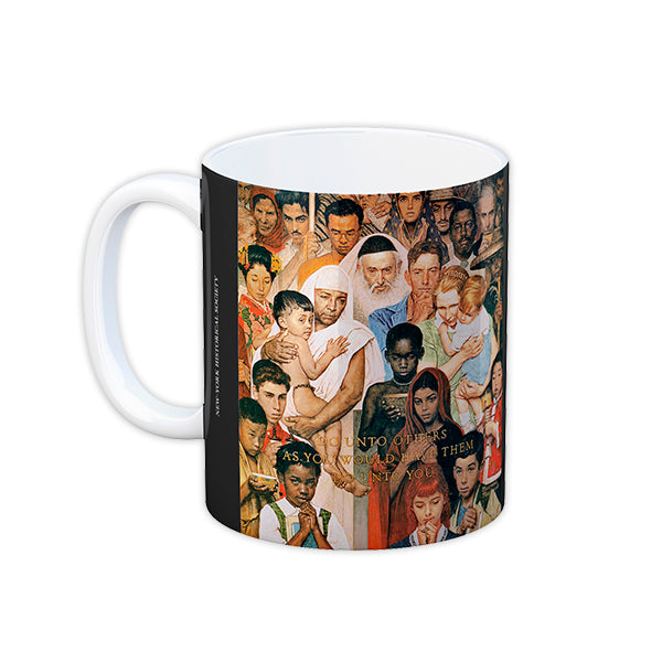 The Golden Rule Mug