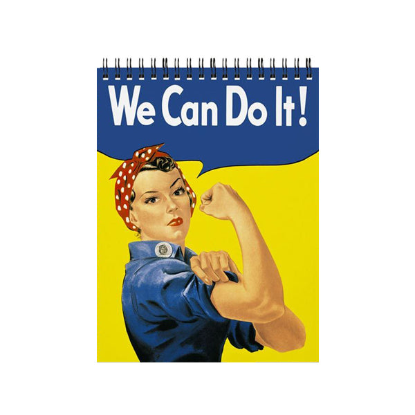 Rosie the Riveter Notebook