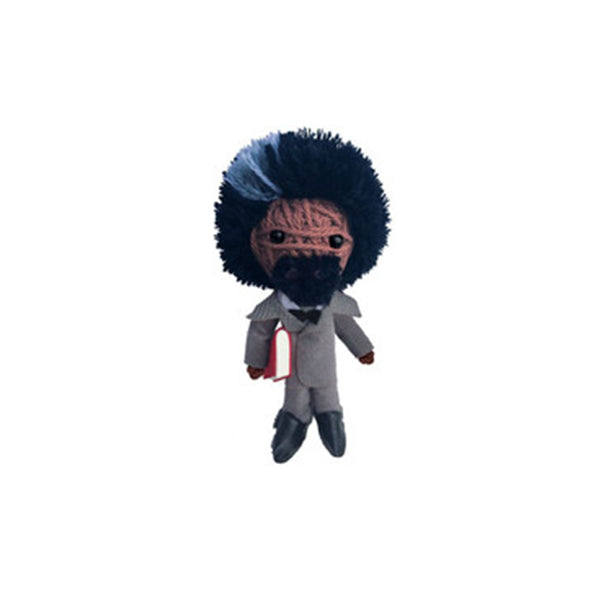 Frederick Douglass String Doll