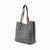 Aubergine Charcoal Reversible Tote