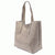 Metallic Light Reversible Tote