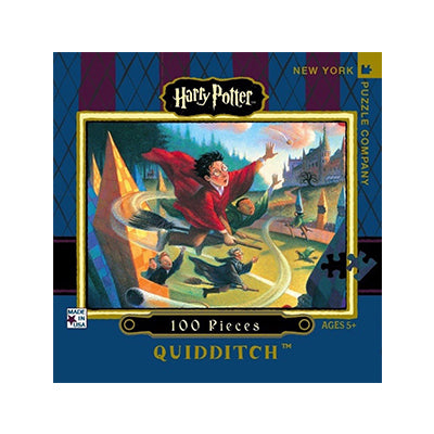 Harry Potter Quidditch Mini Puzzle