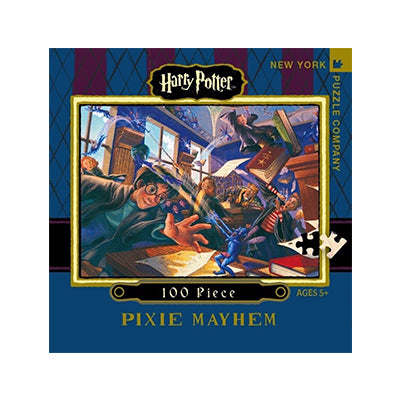 Harry Potter Pixie Mayhem Mini Puzzle