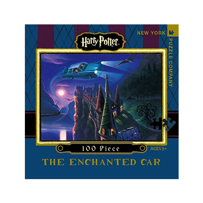 Harry Potter Enchanted Car Mini Puzzle