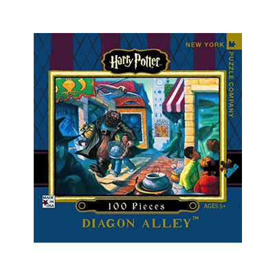 Harry Potter Diagon Alley Mini Puzzle