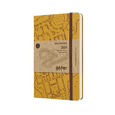 Harry Potter Marauder's Map Daily Planner