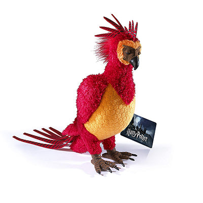 Harry Potter Fawkes Plush