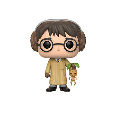 POP! Harry Potter with Mandrake Root Action Figure
