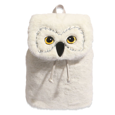 Hedwig Owl Plush Backpack