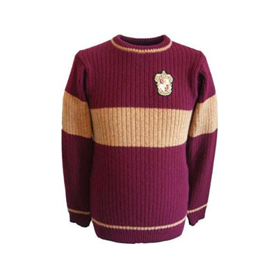 Harry Potter Gryffindor Quidditch Sweater