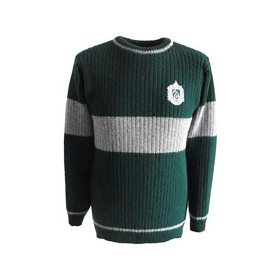 Harry Potter Slytherin Quidditch Sweater