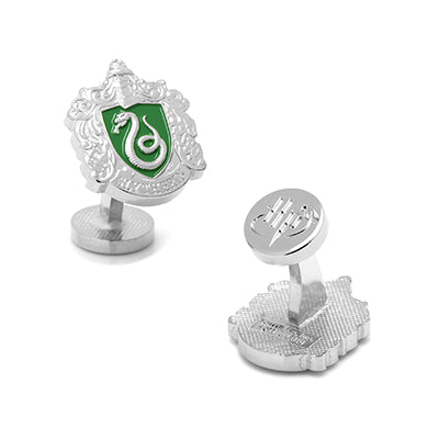 Harry Potter Slytherin Cufflinks