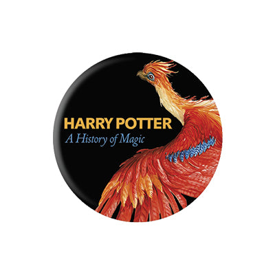 Harry Potter Phoenix Button Badge