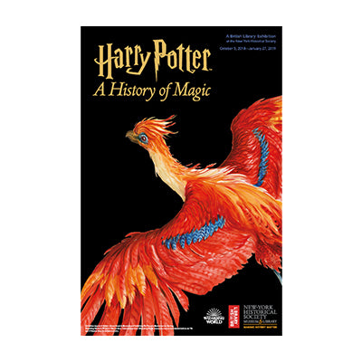 Harry Potter Phoenix Poster