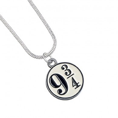 Harry Potter Platform 9 3/4 Necklace