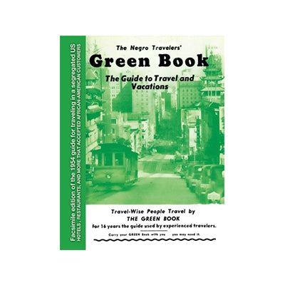 The Negro Travelers' Green Book: 1954