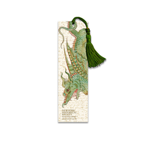 Ripley Scroll Dragon Bookmark
