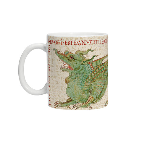 Ripley Scroll Dragon Mug