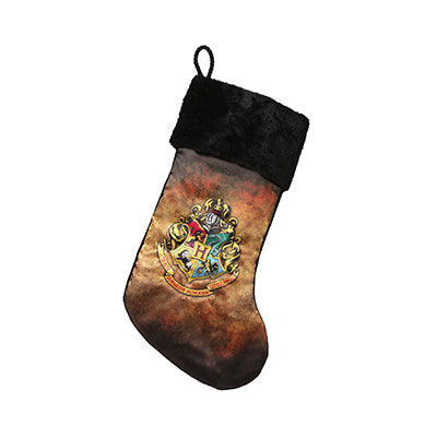Hogwarts Crest Stocking