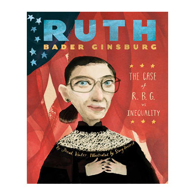 Ruth Bader Ginsburg: The Case of R.B.G vs Inequality