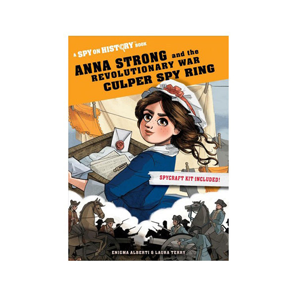 Spy on History Anna Strong