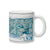Topographical Map Mug