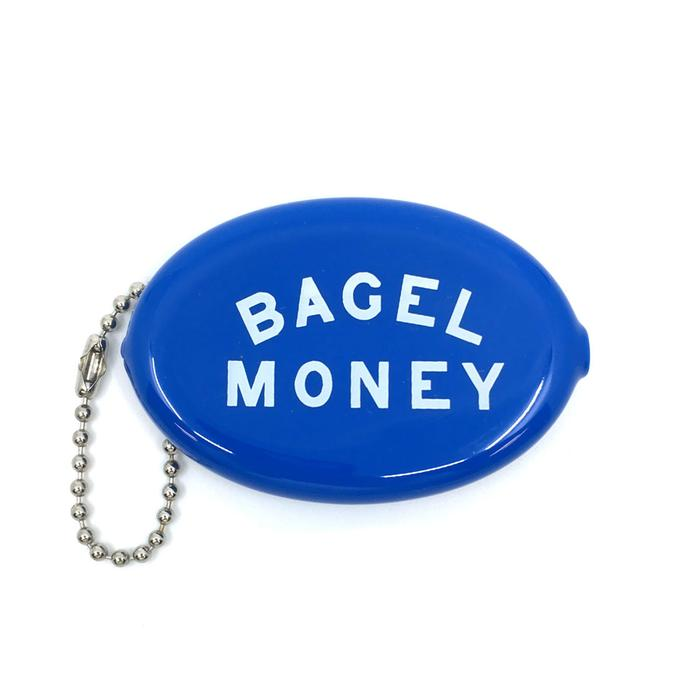 Bagel Money coin purse