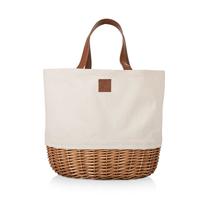 Canvas Promenade Basket