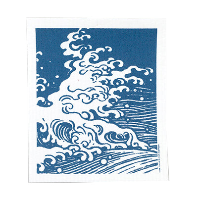 Waves Dish Cloth