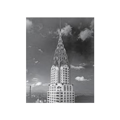 Chrysler Building Magnet