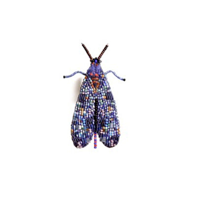 Mosaic Fly Brooch Pin