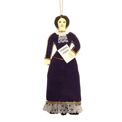 Susan B Anthony Ornament