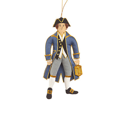 Paul Revere Ornament