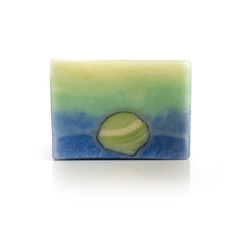 Irish Jasmine Lime Grapefruit Soap Bar