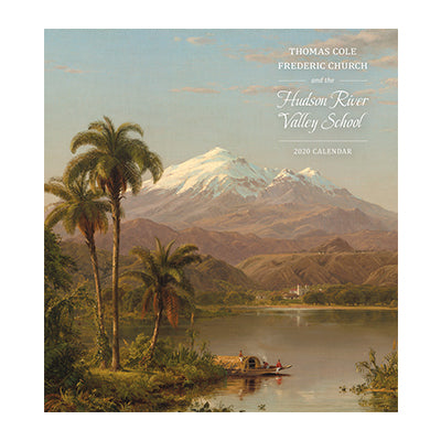 The Hudson River Valley School 2020 Wall Calendar