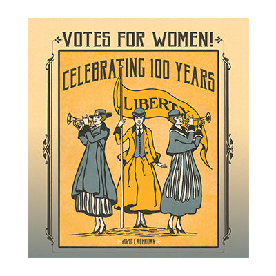 Votes for Women 2020 Wall Calendar