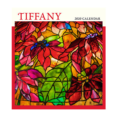Louis C. Tiffany 2020 Wall Calendar