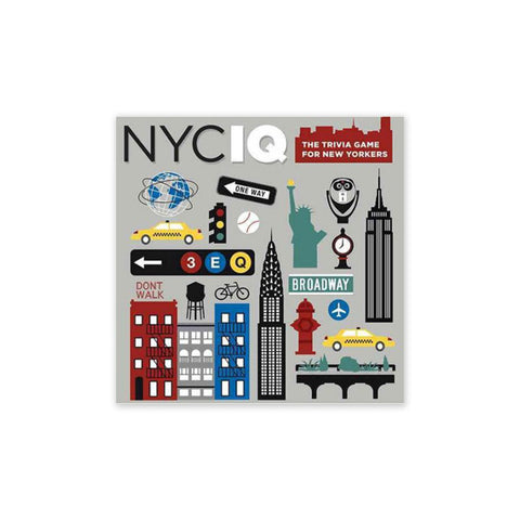 NYC IQ Trivia Game