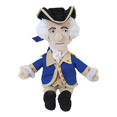 George Washington Thinker Doll