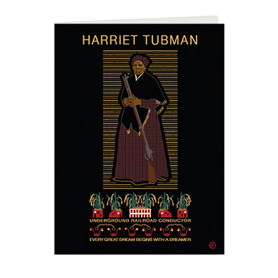 Harriet Tubman Notecard