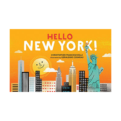 Hello, New York!