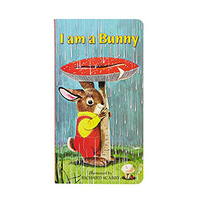 Richard Scarry's I am a Bunny
