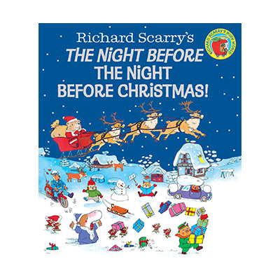 Richard Scarry's Night Before the Night Before Christmas