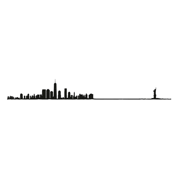 New York Skyline Home Decor