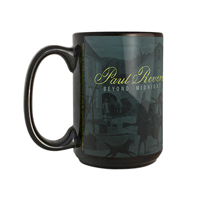 Beyond Midnight: Paul Revere Mug
